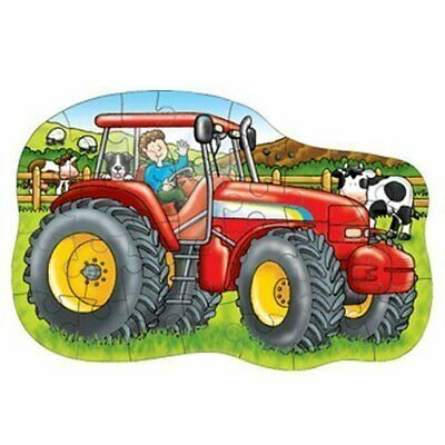 £9.99 • Buy Orchard Toys Big Tractor Jigsaw Puzzle