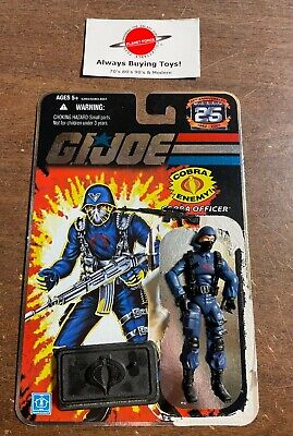 $ CDN31.50 • Buy Cobra Officer W/ Cardback Complete GI Joe 25th Anniversary Figure