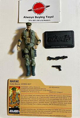 $ CDN31.50 • Buy Gung Ho W/ File Card Complete GI Joe 25th Anniversary Figure