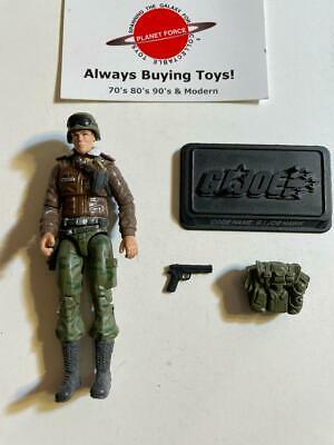 $ CDN31.50 • Buy Hawk Brown Jacket Cartoon Series Complete GI Joe 25th Anniversary Figure