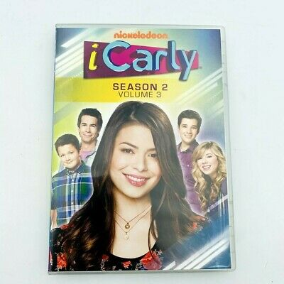 ICarly: Season 2 Volume 3 DVD 2009 • 7.60£