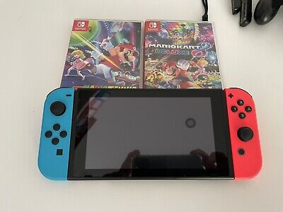 AU280 • Buy Nintendo Switch 32GB Neon Blue/Neon Red Console