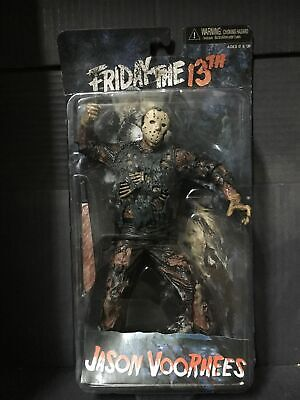 $35.99 • Buy NECA Friday The 13th Jason Voorhees 7  Cult Classics Action Figure New In Box