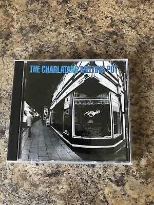 The Charlatans-melting Pot Cd • 1.60£