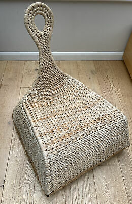 IKEA Wicker Style Rocking Chair GULLHOLMEN Good Condition - Collection Only • 18.50£