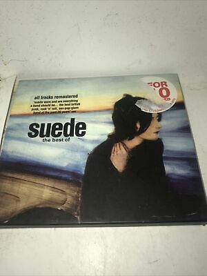 Suede - The Best Of Suede - Suede CD Remastered 35 Tracks SUPERFAST Dispatch • 7£