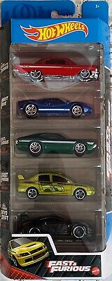AU27.88 • Buy Hot Wheels Fast & Furious 5 Pack 2021 New Release (SALE)