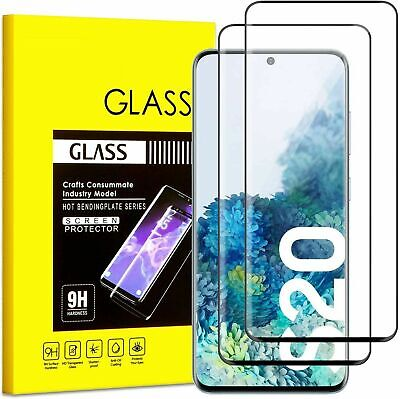 Gorilla Tempered Glass Screen Protector For Samsung Galaxy S20 S21 Plus Ultra FE • 3.49£