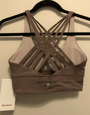 $ CDN44.39 • Buy NWT Lululemon Size 10 Free To Be Moved Bra CHYT