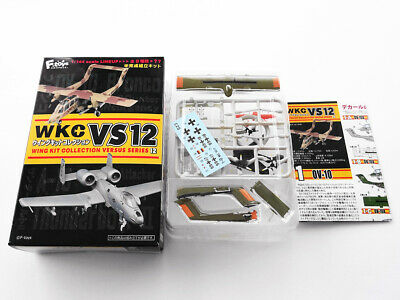 £10.78 • Buy 1/144 Wing Kit Vs Collection Vol.12 #1D OV-10B West German Airforce, F-toys