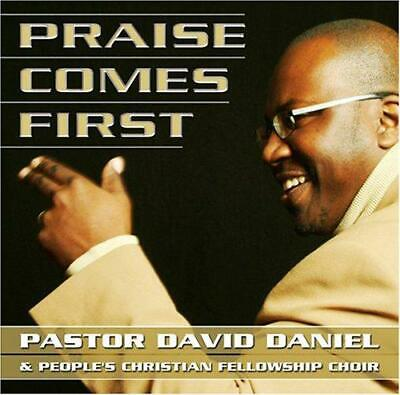 Praise Comes First, Pastor David Daniel And The Peop, Good • 31.32£