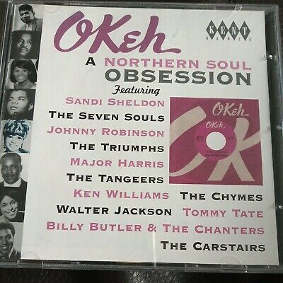 -OKeh: A Northern Soul Obsession, Vol. 1KENT CD 24 CLASSICS.  Essential. • 7.50£