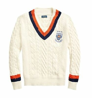 $198 • Buy Polo Ralph Lauren Cable-Knit Cricket Sweater