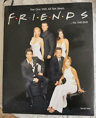 AU30 • Buy Friends TV Show Signed Script Copy Plus 5 Memorabilia Books