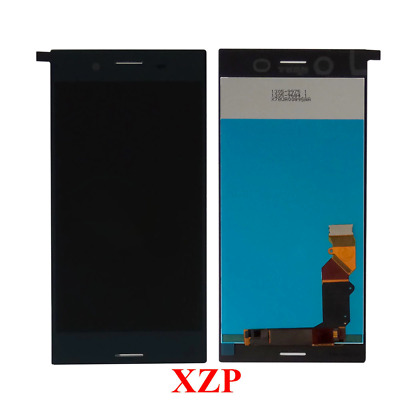 $ CDN52.58 • Buy For Sony Xperia XZ Premium Black LCD Display Touch Screen Replacement Digitizer