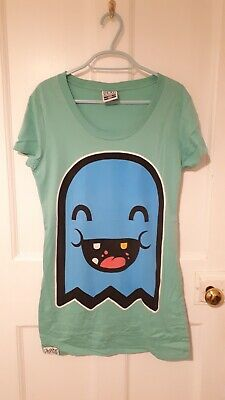 £22.50 • Buy Drop Dead Clothing Ghost T-Shirt, Green Rare Girl's Large, New Without Tags