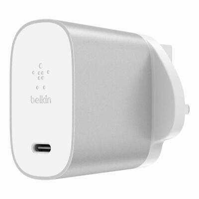 AU23.43 • Buy Belkin USB C Charger Plug 27W Boost Fast Charge For Apple IPhone Android NEW