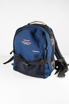£22 • Buy Tamrac Expedition 3   BackPack  Holdall.  Blue.  Great For Camera + 3 Lenses +++