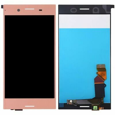 $ CDN50.83 • Buy For Sony Xperia XZ Premium G8141 G8142 LCD Display Digitizer Touch Screen Pink