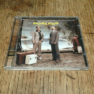 DUALERS 2006 Galley Music CD The Dualers The Melting Pot FREE UK POSTAGE • 9.99£