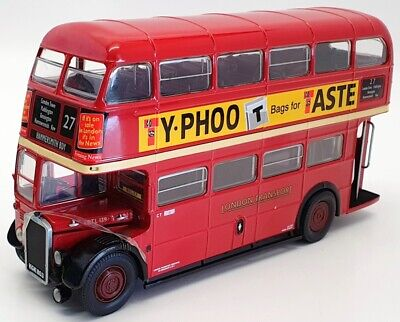 $ CDN120.63 • Buy Corgi 1/50 Scale Model Bus CC26102 - RTL Double Decker Bus London Transport