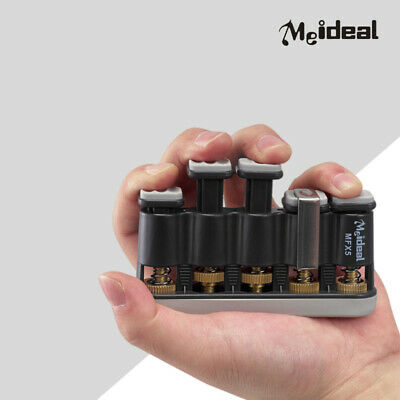 AU26 • Buy MEIDEAL Hand Exerciser Finger Grip Guitar Bass Piano Player Trainer Strengthener