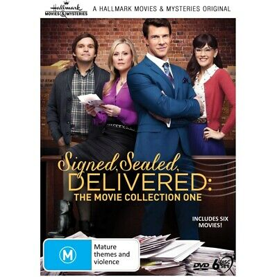 AU80.04 • Buy Signed, Sealed, Delivered - The Movie Collection 1 [ntsc All Regions] (6dvd)