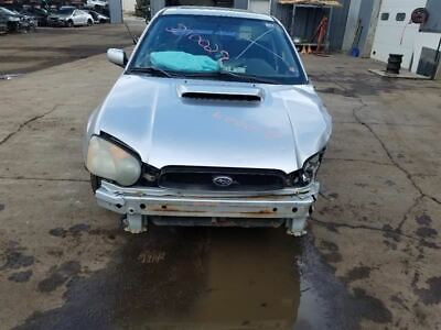 $100 • Buy Speedometer Cluster MPH Wrx Excluding STI Fits 04 IMPREZA 235887