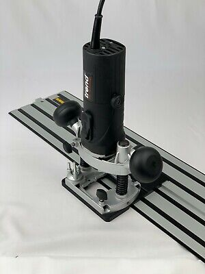 £20 • Buy Trend T4 Router Guide Adaptor To Dewalt Track