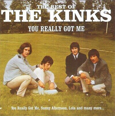 £1.70 • Buy The Kinks - You Really Got Me [The Best Of The Kinks] (CD 1999) Ray Davies