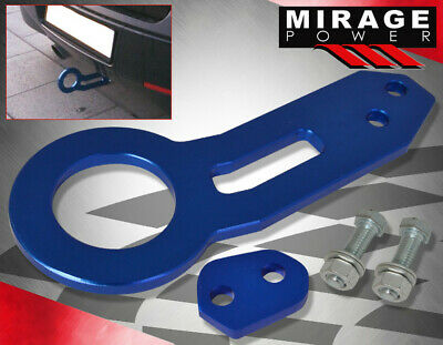 $20.99 • Buy For 02 03 04 05 06 Acura Rsx Rear Bumper Tow Hook Kit With Bolts Anodized Blue