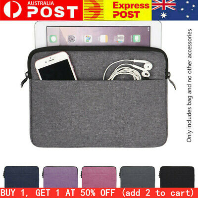 AU13.85 • Buy Universal Tablet Bag Sleeve Case Cover For Apple IPad Mini Pro Samsung Huawei