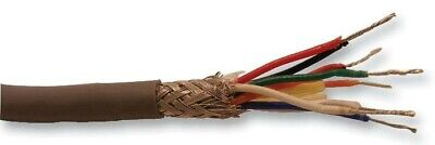 £12.83 • Buy Multicore Cable, Control, Per M, Screened, 8 Core, 28 AWG, 0.09 MmВІ