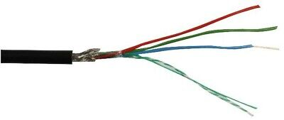 £20.05 • Buy Multicore Cable, Screened, 3 Core, 0.1 MmВІ, 328 Ft, 100 M