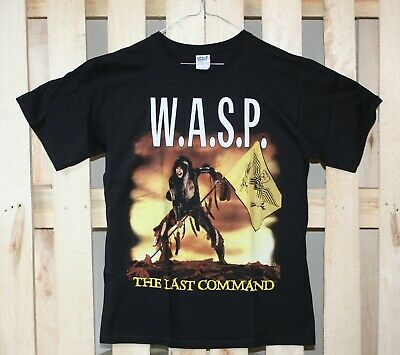 £11.99 • Buy W.a.s.p. The Last Command T-shirt
