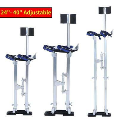 £82.01 • Buy 24 - 40  Adjustable Stilts Painting Lift Drywall Walking Support Stable Safety