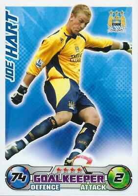 £1 • Buy Match Attax 2008-09 (#163 - Joe Hart (Manchester City)