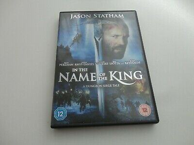 £2 • Buy In The Name Of The King (Jason Statham). DVD