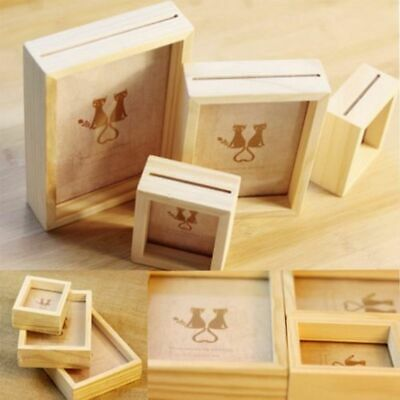 £4.95 • Buy Vintage Family Multi Wooden Photo Frame Mini Pictures Holder Home Art Decoration