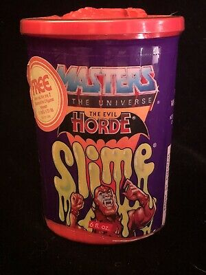 $215 • Buy Masters Of The Universe, Horde Slime, Vintage, Rare, Sealed, 1985/1986, Awesome!