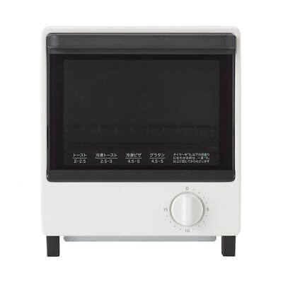 £56.60 • Buy Muji Oven Toaster MJ-SOT1 Compact Oven Toaster One Toast Roast Size