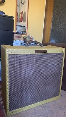 £1803.28 • Buy Victoria 45410 Bassman Tweed Combo Amplifier Fender USA Point To Point, Rare