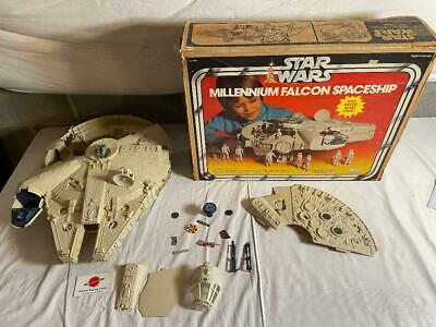 $ CDN476.97 • Buy 1979 Millennium Falcon Complete With Box Vintage Star Wars Kenner Vehicle