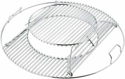 $ CDN108.88 • Buy GFTIME Hinged Grill Grates Replacement For Weber 57cm Charcoal Grills, Gourmet S