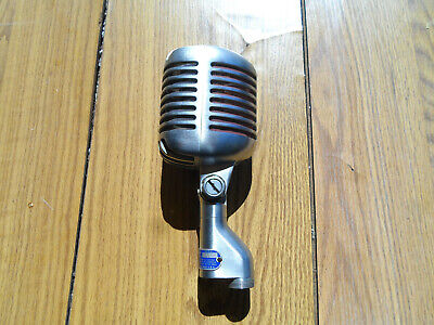 £265.09 • Buy Vintage Elvis Style Shure Brothers 55S Unidyne Dynamic Microphone