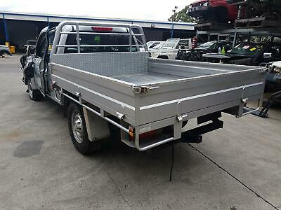 AU1575 • Buy Holden Colorado Ute Back Tray Back-steel, Extra Cab Ozmac Brand With Sides, Ligh