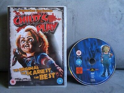 £3.29 • Buy Child's Play - Great Horror Film On Dvd Vgc