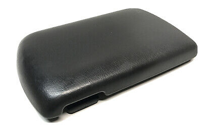 $59.99 • Buy 2002 2003 2004 Nissan Frontier Center Console Lid OEM Black W/ Hinge & Latch