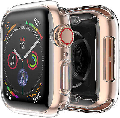 $ CDN4.02 • Buy IWatch Screen Protector Gel Case Cover Apple Watch Series 2/3/4&5 Fits All Model