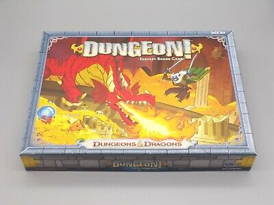 AU36.90 • Buy Dungeons & Dragons: Dungeon! Board Game